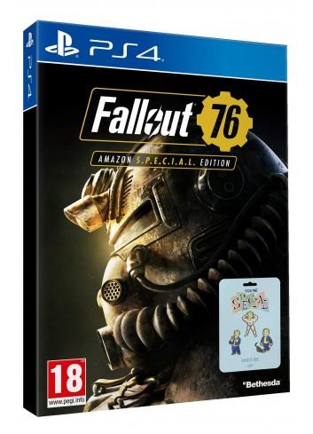 Fallout 76 Amazon S.*.*.C.*.*.L. Edition (Edición Exclusiva