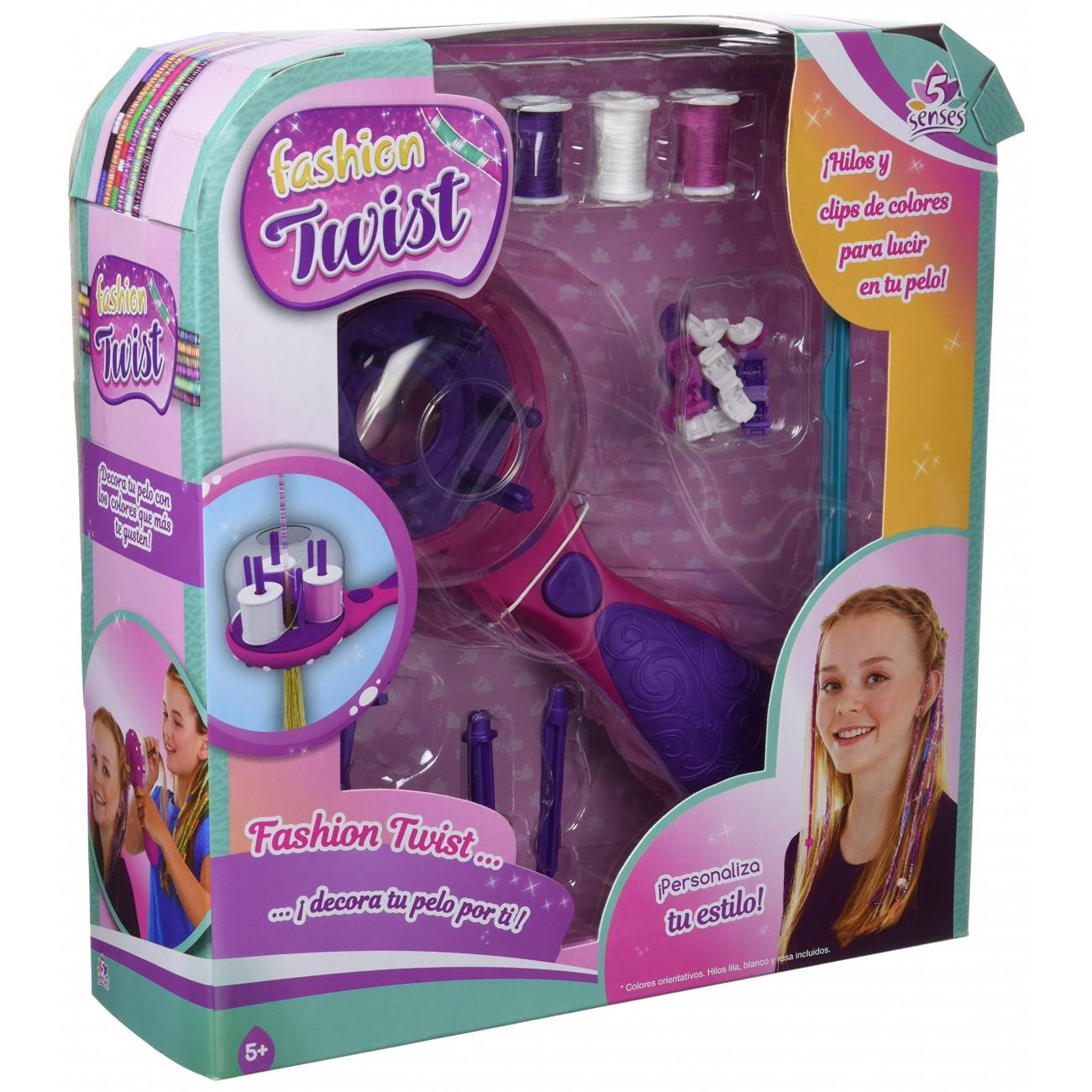 IMC Toys -Fashion Twist Juego Electronico, 1
