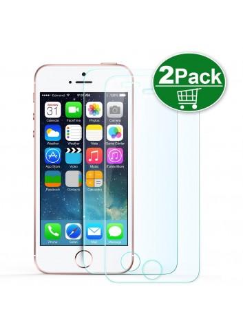 TechRise - Protector de Pantalla para iPhone SE, 1 unidad.