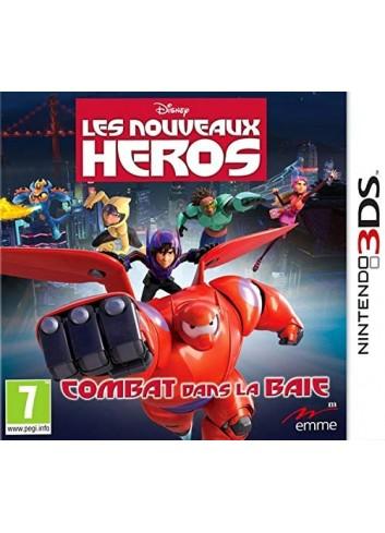 Les Nouveaux Héros: big hero 6 [Importación Francesa]