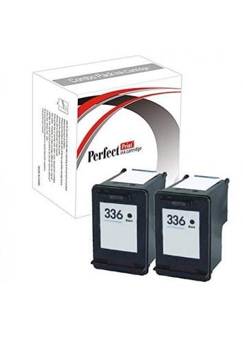 PerfectPrint - 2 negro PerfectPrint sustituir la 336 cartucho
