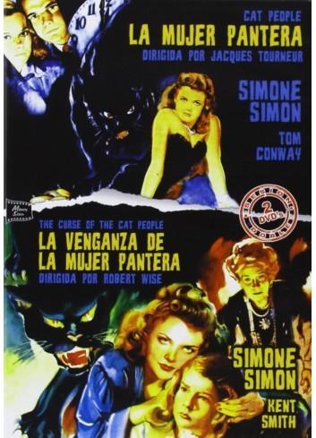 Pack La Mujer Pantera - La Venganza De La Mujer Pantera [DVD]