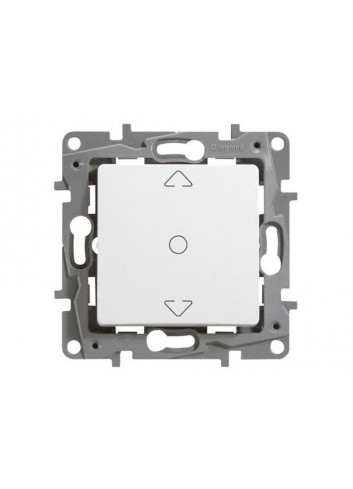Legrand, 396508 Niloé - Interruptor de persiana, interruptor