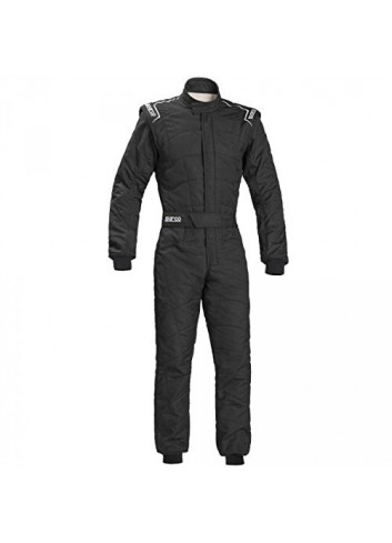 Sparco 00109148NR Mono para Racing, Negro, 48