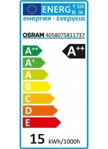 Osram 811737 Bombilla LED R7S, 15 W, Blanco Cálido