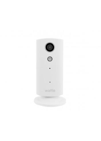 Wattio CAM - Cámara de Seguridad (Compatible móvil/Smartphone)
